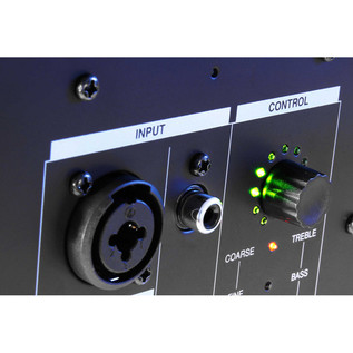 Fostex PX-5 Professional Active Monitor Detail