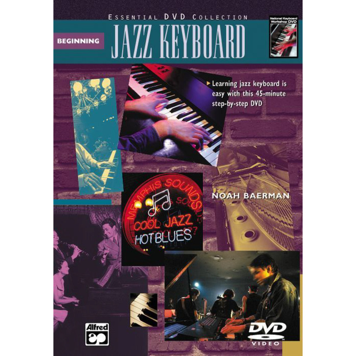 Click to view product details and reviews for Complete Jazz Keyboard Method Beginning Jazz Keyboard Book Dvd.