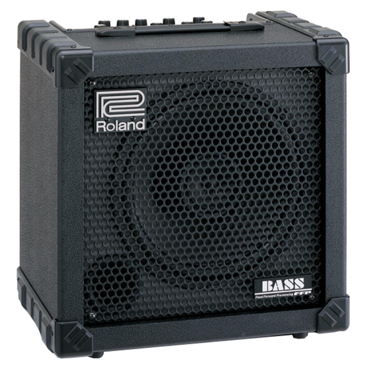disc roland cube 30 bass bass amp at gear4music. Black Bedroom Furniture Sets. Home Design Ideas