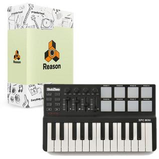 Propellerhead Reason 7 & SubZero SPC MINI MIDI Controller Bundle