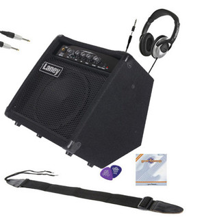 Laney RB1 Bass Combo Amp Practice Pack