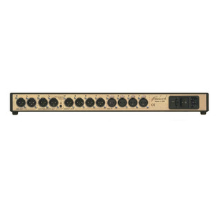 Benchmark PRE420 4-Channel Mic Preamplifier Rear