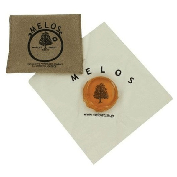Melos Cello Rosin, Light
