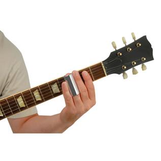 Planet Waves Chrome-Plated Brass Guitar Slide, Medium