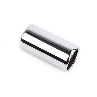 Planet Waves Chrome-Plated Brass Guitar Slide, Small