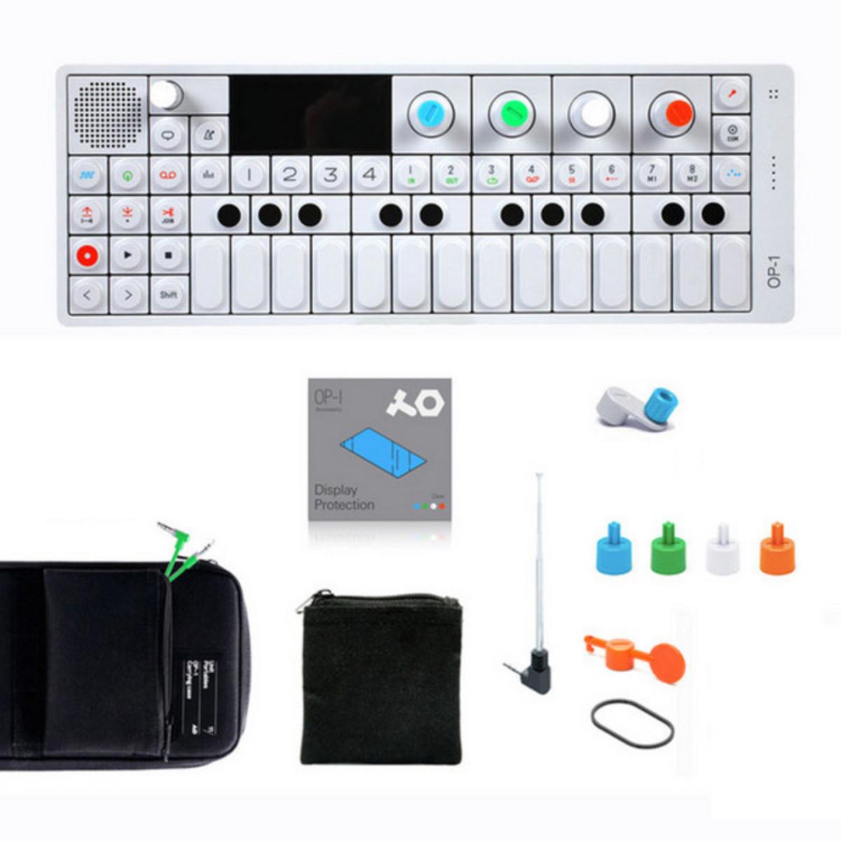 DISC Teenage Engineering OP-1 and Accessory Kit Bundle