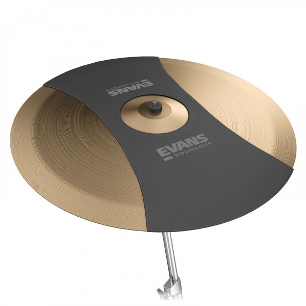 SoundOff by Evans Ride Mute, 22 Inch