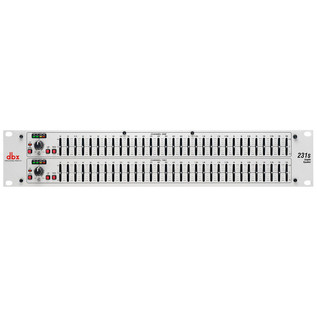 dbx 231s Dual 31-Band Constant Q Graphic EQ