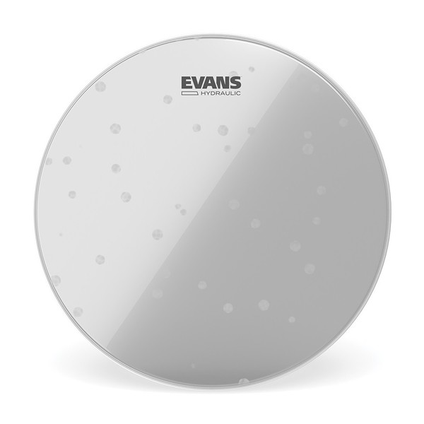 Evans Hydraulic Glass Drum Head, 6 Inch
