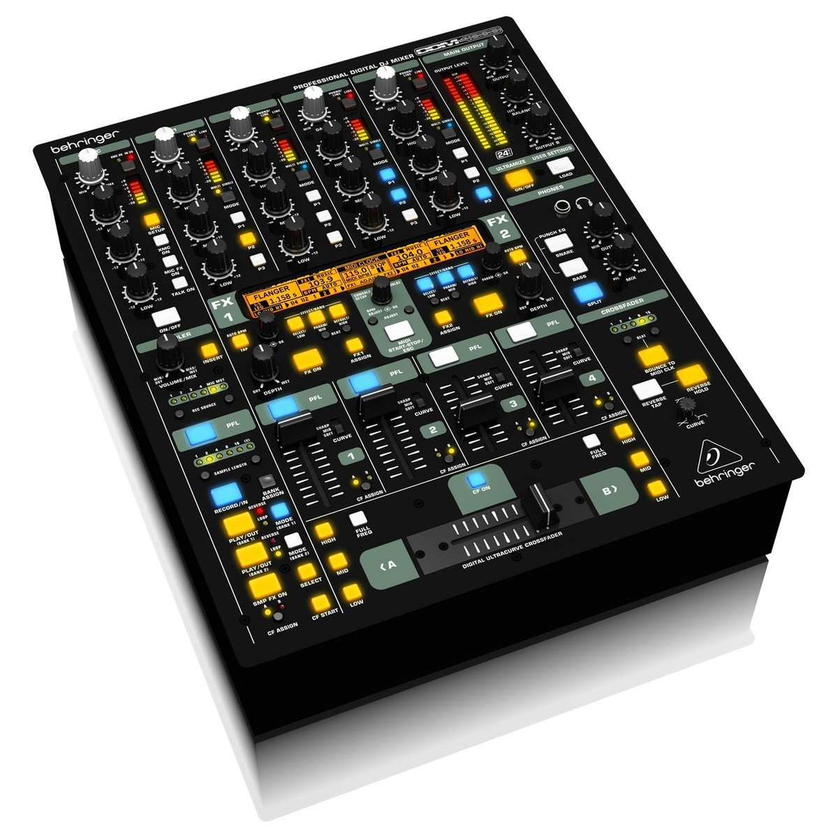 behringer ddm4000 digital pro mixer at gear4music. Black Bedroom Furniture Sets. Home Design Ideas