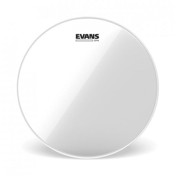 Evans G14 Clear Drum Head, 8 Inch