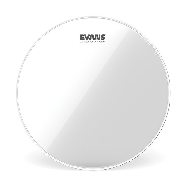 Evans Genera Resonant Drum Head, 8 Inch