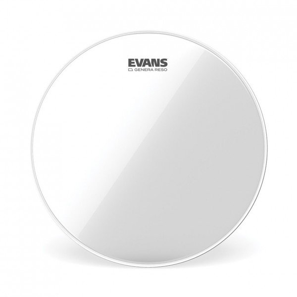 Evans Genera Resonant Drum Head, 13 Inch