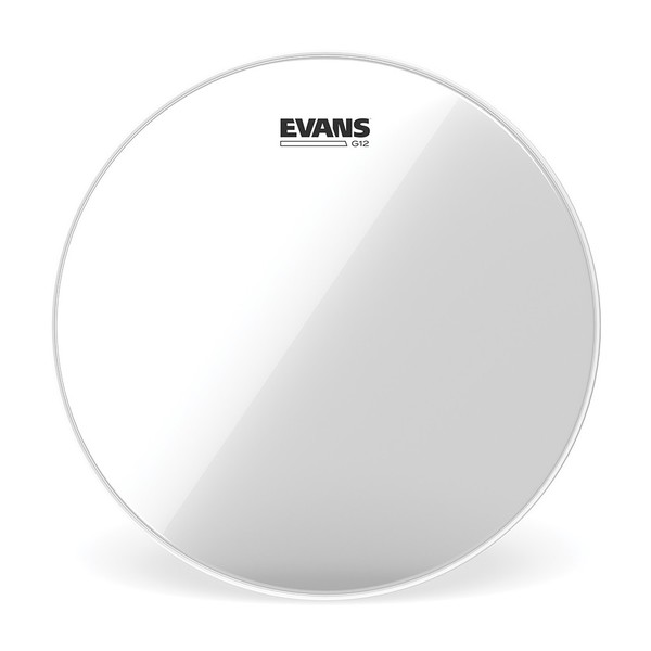 Evans G12 Clear Drum Head, 14 Inch
