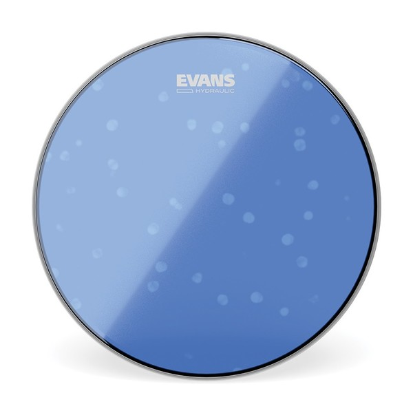 Evans Hydraulic Blue Drum Head, 14 Inch