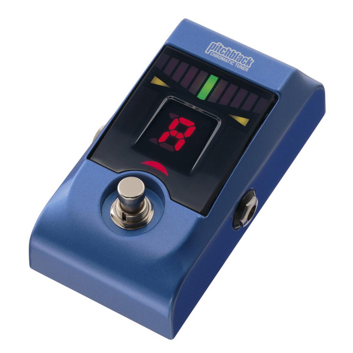 Disc korg pitchblack golvet pedal st mapparat limited for 13th floor pitch black