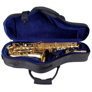 Protec Contoured Alto Saxophone Pro Pac Case, Black