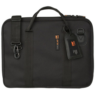 Protec Music Portfolio Bag With Shoulder Strap, Black