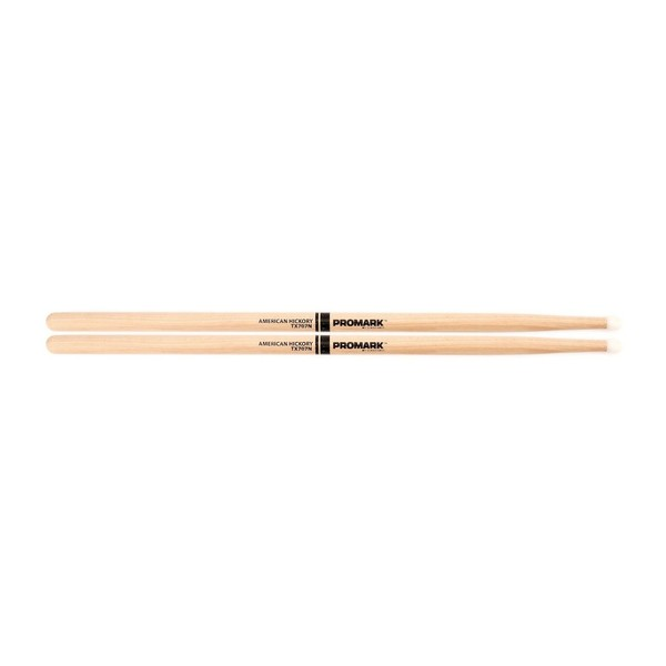 ProMark Hickory 707 Nylon Tip drumstick