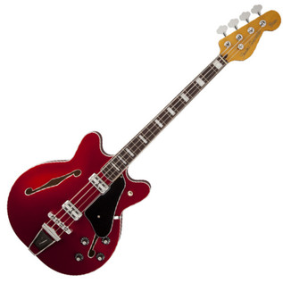 Fender Coronado Bass, RW, Candy Apple Red