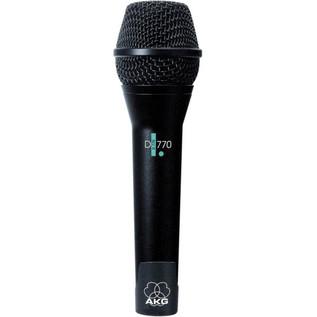 AKG D 770 Dynamic Vocal Microphone
