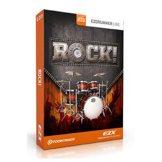Toontrack EZX - Rock!