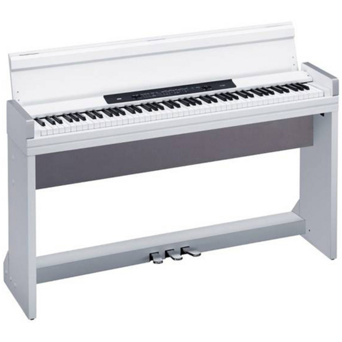korg lp 350 digital piano white nearly new at gear4music. Black Bedroom Furniture Sets. Home Design Ideas