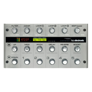 TC Electronic G-System Guitar Processor