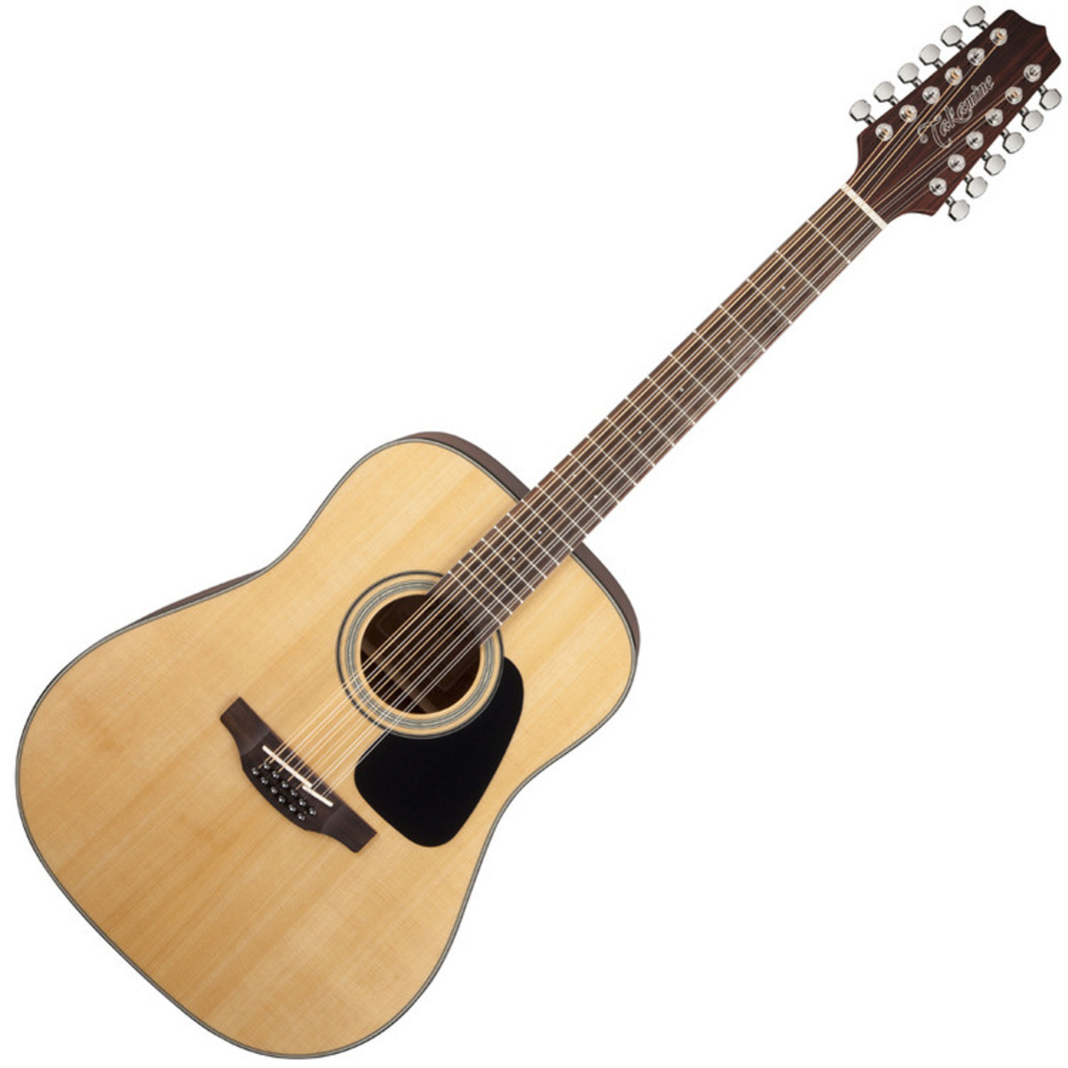 takamine gd30 12 12 string dreadnought acoustic natural at gear4music. Black Bedroom Furniture Sets. Home Design Ideas