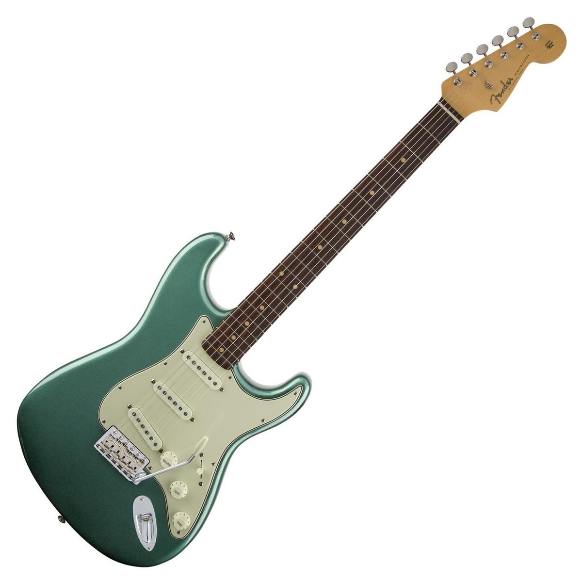 SONDERANGEBOT Fender American Vintage 59 Stratocaster, Sherwood grün ...