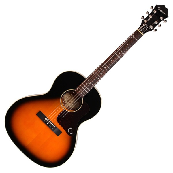 Epiphone EL-00 PRO Electro-Acoustic Guitar, Vintage Sunburst