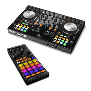 Native Instruments Traktor Kontrol F1 and Kontrol S4 MK2 Bundle