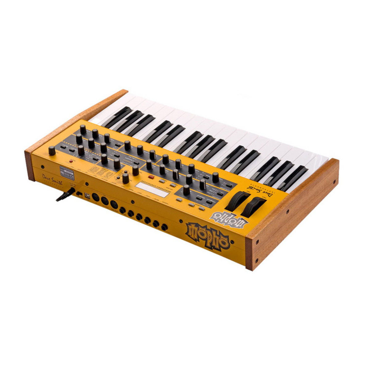 dave smith instruments mopho keyboard synthesizer nearly new at gear4music. Black Bedroom Furniture Sets. Home Design Ideas