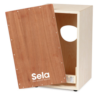 Sela SE 001 Make Your Own Snare Cajon Kit