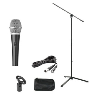 Beyerdynamic V35d s Microphone Set Including Boom Stand + Cable