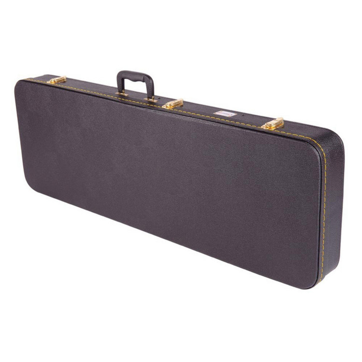 Click to view product details and reviews for Kinsman Csg6 Hardshell Guitar Case Rectangular Black.