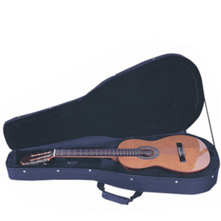 Kinsman Hard Foam Guitar Case, Classic