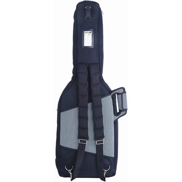 Kinsman Classic Premium Guitar Bag, Black