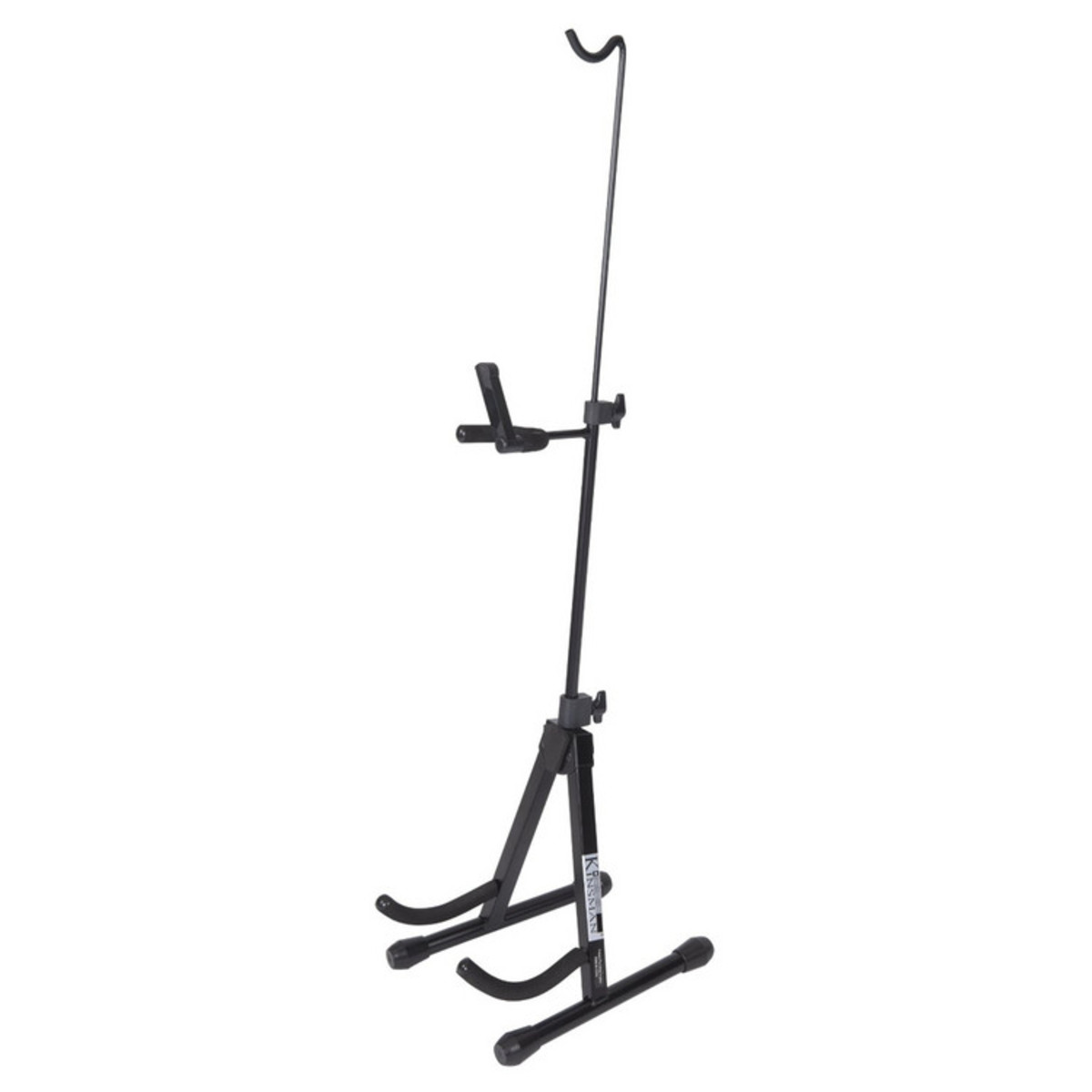 Click to view product details and reviews for Kinsman Violin Ukulele Stand Black.