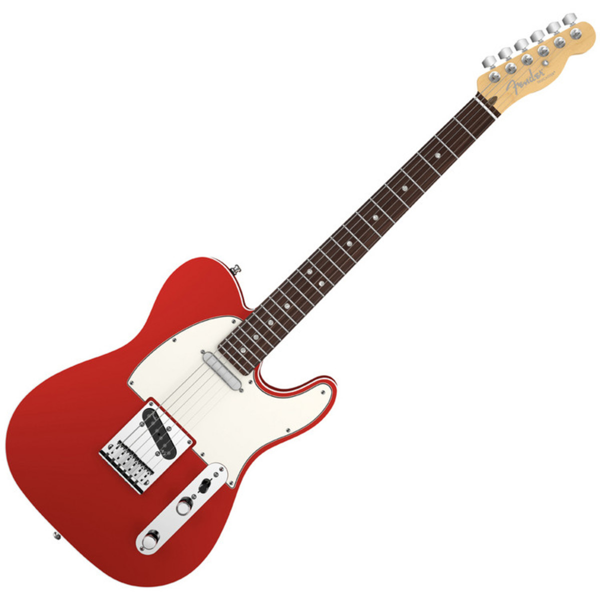 fender american deluxe telecaster rw candy apple red at gear4music. Black Bedroom Furniture Sets. Home Design Ideas