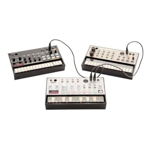 Korg Volca Ultimate Bundle - Bass, Beats and Keys