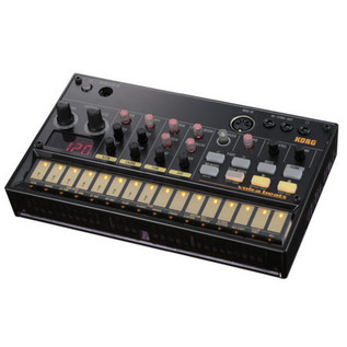 Korg Volca Ultimate Bundle - Bass, Beats and Keys 4