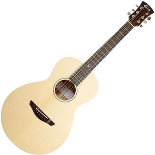Faith Mercury Parlour Acoustic Guitar, Natural