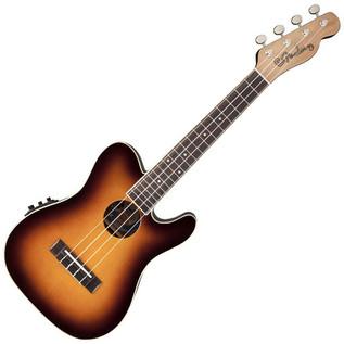 Fender Ukulele 52 Tele Ukulele, Electro