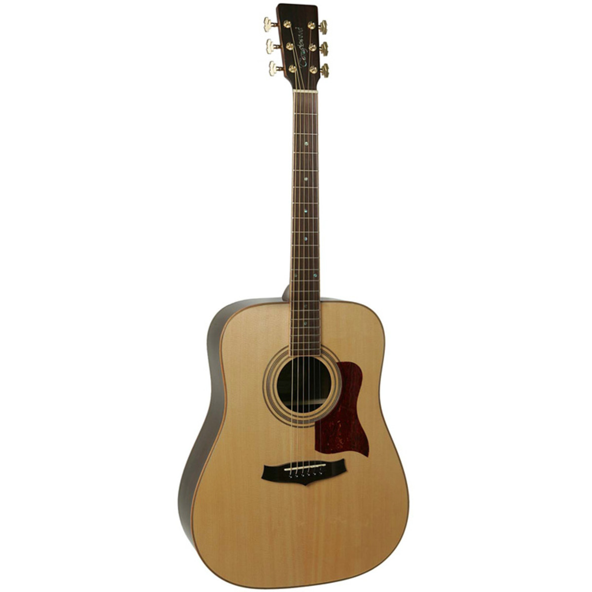 Disc tanglewood tw28 str dlx acoustic guitar at for The tanglewood