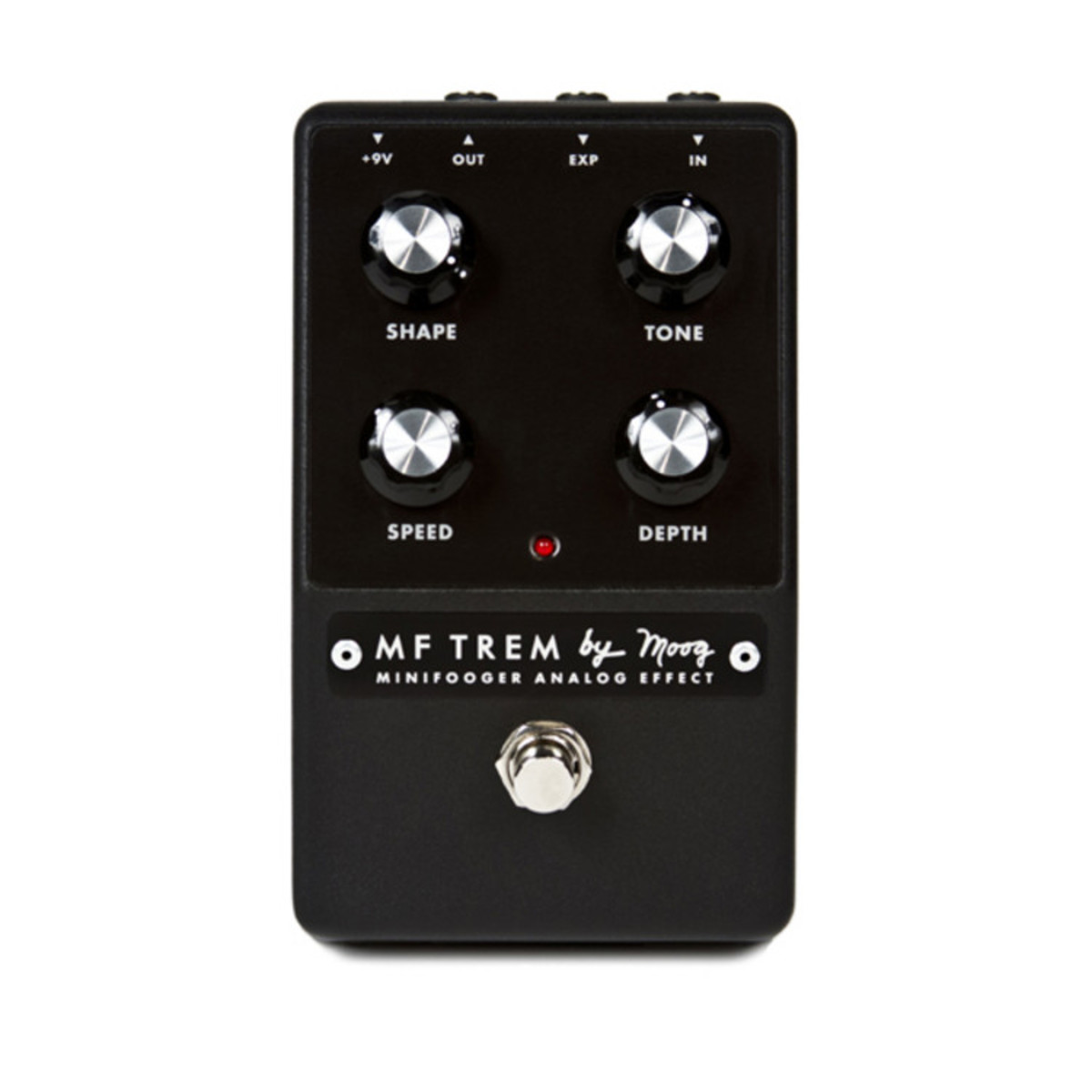 Click to view product details and reviews for Moog Minifooger Analog Tremolo Pedal.