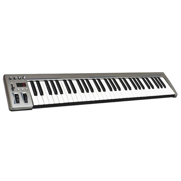 Acorn Instruments MasterKey 61 Key USB MIDI Keyboard