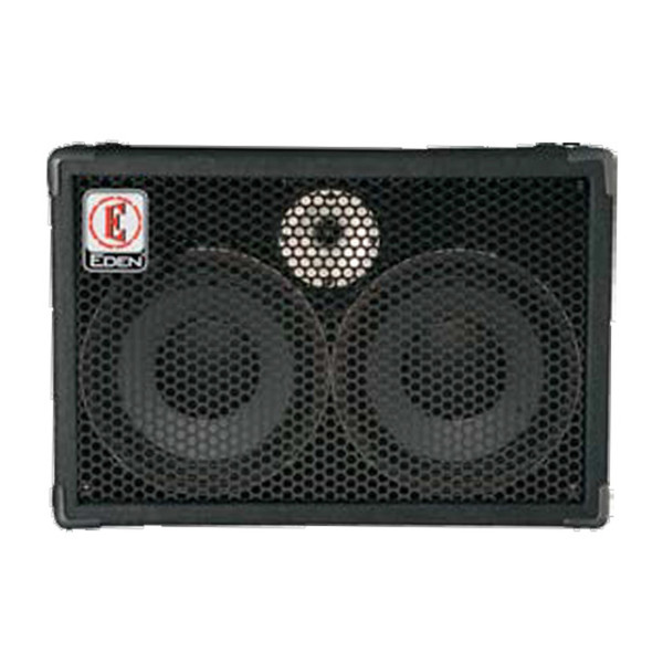 Eden EX210 Compact 2x10 Bass Cabinet, 300w, 4 ohms