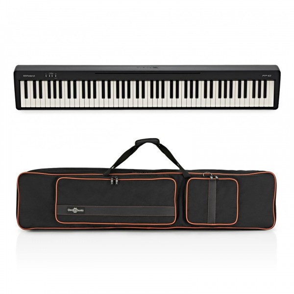 Roland FP 10 Digital Piano with Deluxe Bag