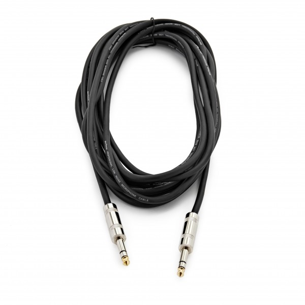 Stereo Jack - Jack Cable, 6m